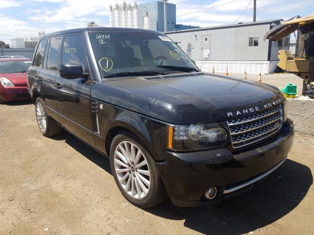 Land Rover Vehiculos salvage en venta: 2012 Land Rover Range Rover