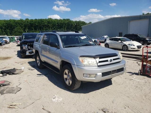 Toyota salvage cars for sale: 2003 Toyota 4runner SR