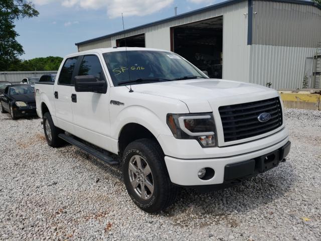 Vehiculos salvage en venta de Copart Rogersville, MO: 2014 Ford F150 Super