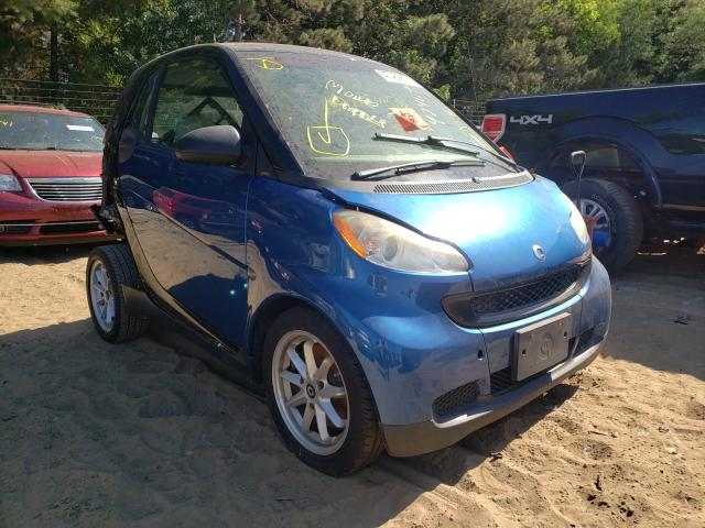 Salvage cars for sale from Copart Ham Lake, MN: 2009 Smart Fortwo PUR