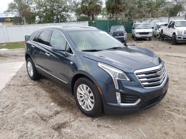Cadillac salvage cars for sale: 2019 Cadillac XT5