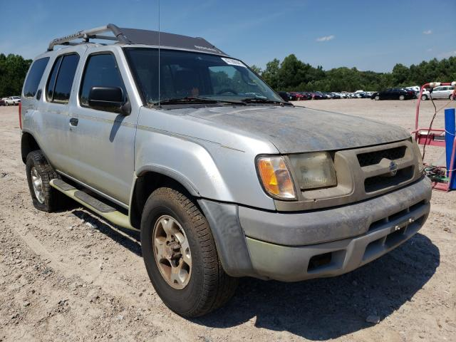 Salvage cars for sale from Copart Charles City, VA: 2000 Nissan Xterra