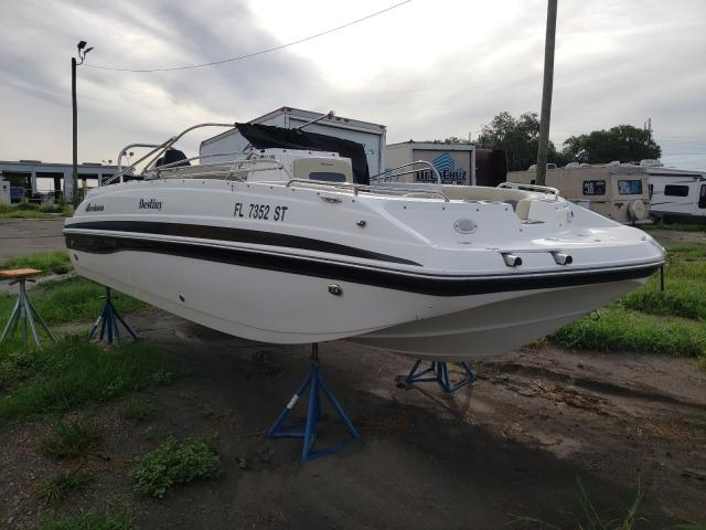 Salvage cars for sale from Copart Riverview, FL: 2019 GDY Marine Lot