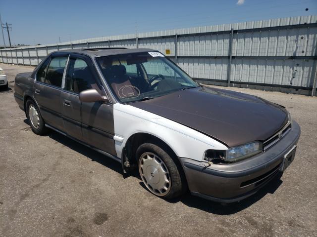 Honda Vehiculos salvage en venta: 1992 Honda Accord EX