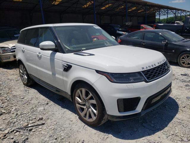 Vehiculos salvage en venta de Copart Cartersville, GA: 2018 Land Rover Range Rover