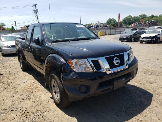 Salvage cars for sale from Copart Hillsborough, NJ: 2019 Nissan Frontier S