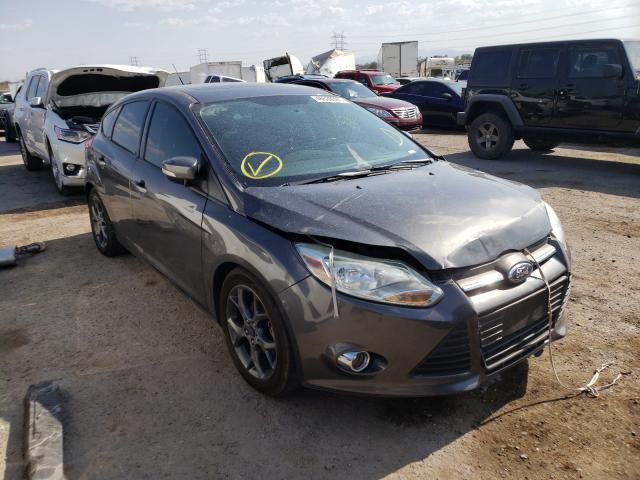 Salvage cars for sale from Copart Tucson, AZ: 2014 Ford Focus SE