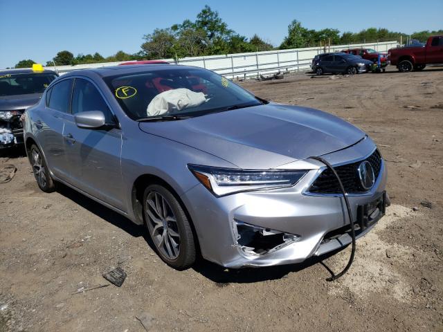 Acura Vehiculos salvage en venta: 2020 Acura ILX Premium