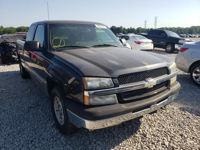 Salvage cars for sale from Copart Memphis, TN: 2003 Chevrolet Silverado