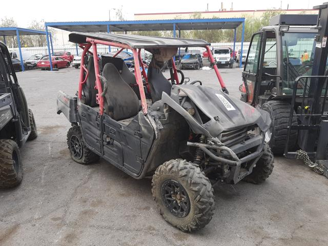 Salvage cars for sale from Copart Las Vegas, NV: 2013 Kawasaki KRT750 A