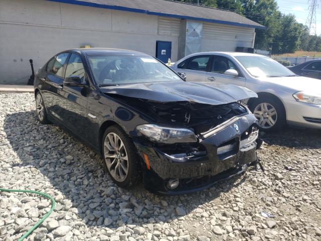 Vehiculos salvage en venta de Copart Mebane, NC: 2016 BMW 528 XI
