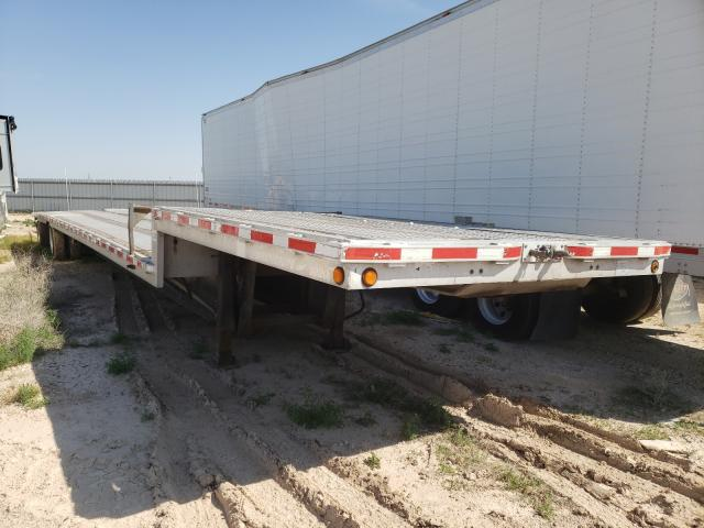 Trail King salvage cars for sale: 1995 Trail King Flatbed