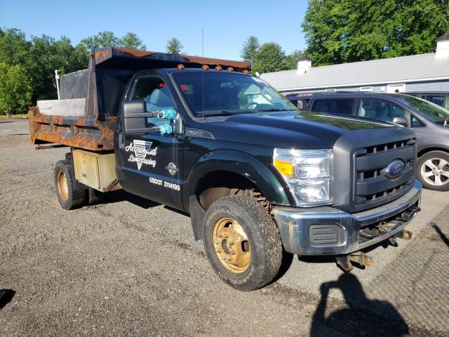 Salvage cars for sale from Copart East Granby, CT: 2013 Ford F350 Super