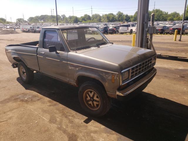 Ford Ranger Vehiculos salvage en venta: 1986 Ford Ranger
