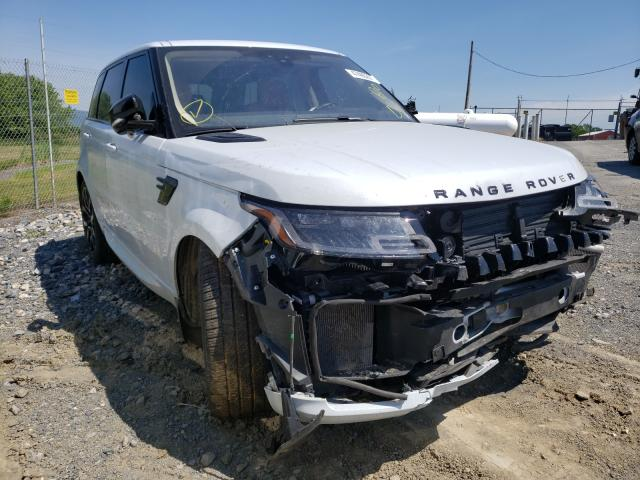 Salvage cars for sale from Copart Chambersburg, PA: 2020 Land Rover Range Rover