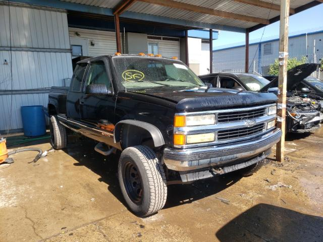 Salvage cars for sale from Copart Pennsburg, PA: 1997 Chevrolet GMT-400 K1
