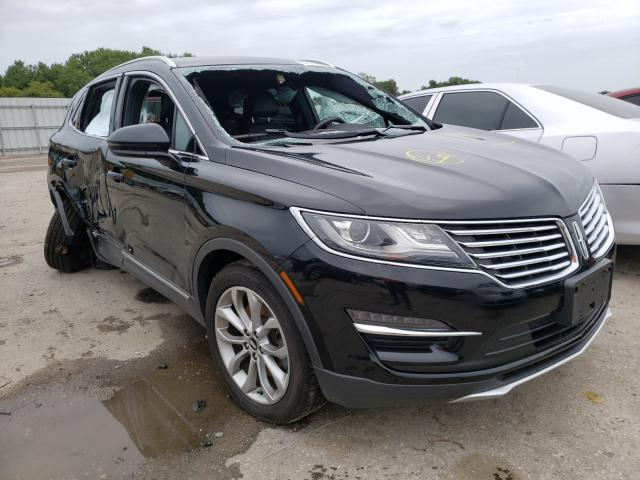 Salvage cars for sale from Copart Riverview, FL: 2017 Lincoln MKC Select