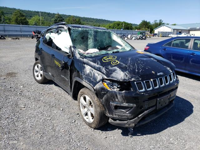 Salvage cars for sale from Copart Grantville, PA: 2020 Jeep Compass LA