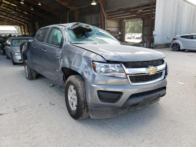 Salvage cars for sale from Copart Greenwell Springs, LA: 2020 Chevrolet Colorado
