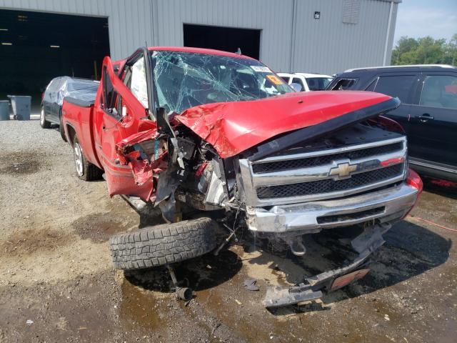 Vehiculos salvage en venta de Copart Jacksonville, FL: 2011 Chevrolet Silverado