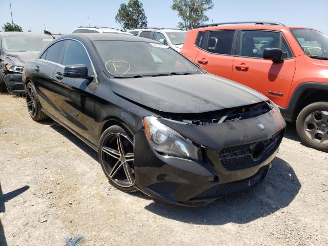 Mercedes-Benz salvage cars for sale: 2014 Mercedes-Benz CLA 250