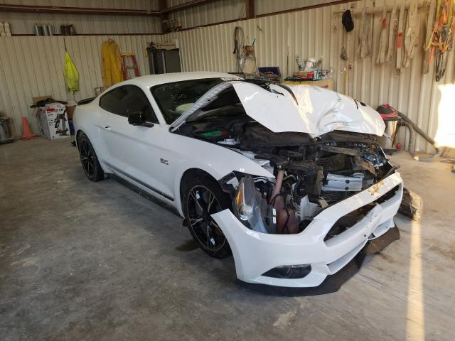Salvage cars for sale from Copart Abilene, TX: 2016 Ford Mustang GT