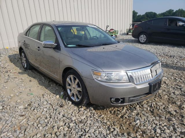 Salvage cars for sale from Copart Byron, GA: 2008 Lincoln MKZ