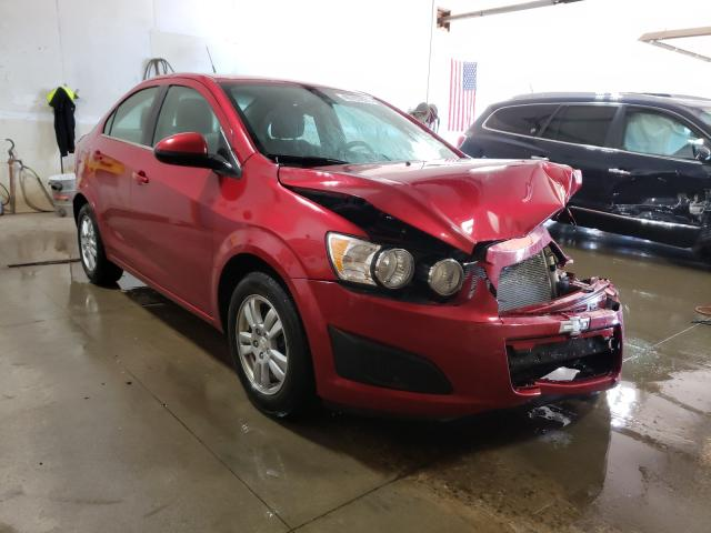 Chevrolet Sonic salvage cars for sale: 2014 Chevrolet Sonic