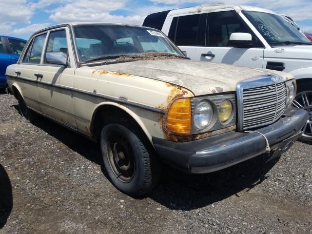 Vehiculos salvage en venta de Copart Rocky View County, AB: 1982 Mercedes-Benz 240 D
