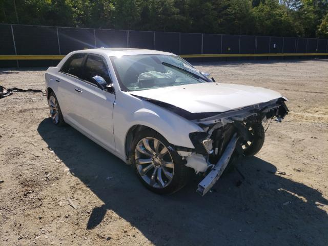 Salvage cars for sale from Copart Waldorf, MD: 2018 Chrysler 300 Limited