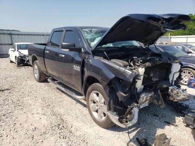 Salvage cars for sale from Copart Prairie Grove, AR: 2017 Dodge RAM 1500 SLT