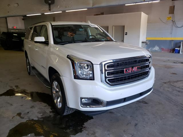 Salvage cars for sale from Copart Mocksville, NC: 2020 GMC Yukon XL K