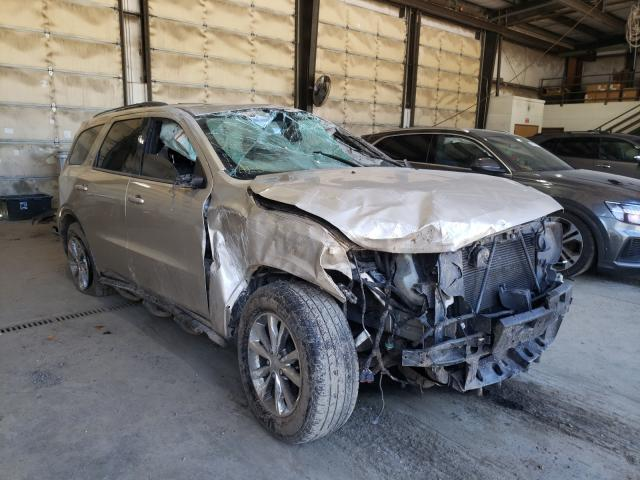 Vehiculos salvage en venta de Copart Graham, WA: 2014 Dodge Durango LI