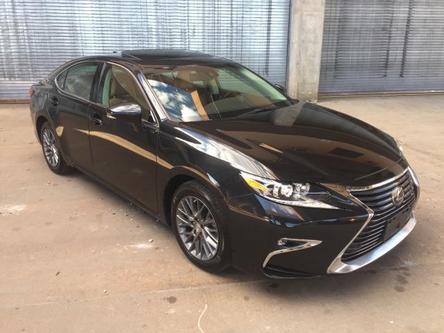 Lexus ES 350 salvage cars for sale: 2018 Lexus ES 350