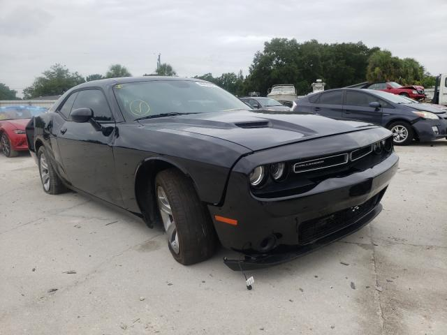 Salvage cars for sale from Copart Punta Gorda, FL: 2019 Dodge Challenger