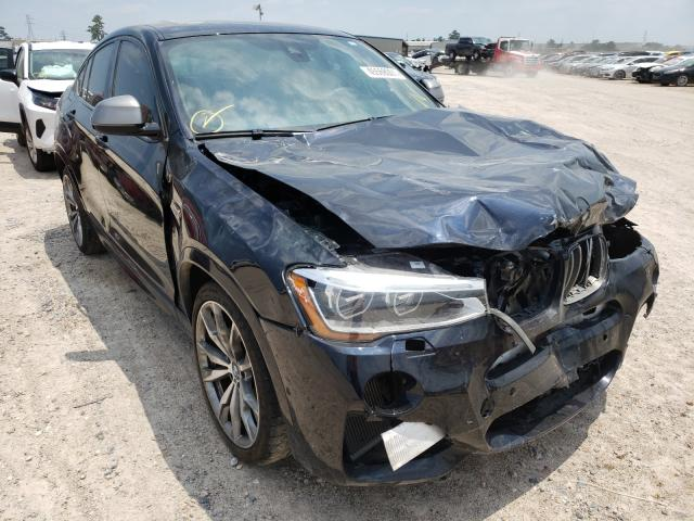 BMW Vehiculos salvage en venta: 2017 BMW X4 Xdrivem
