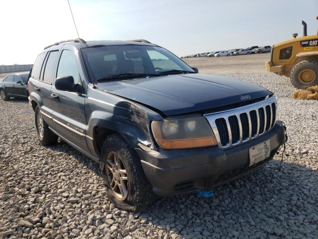 Salvage cars for sale from Copart Earlington, KY: 2001 Jeep Grand Cherokee