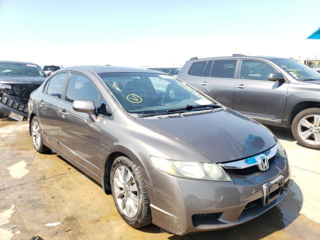 2010 Honda Civic EX en venta en Grand Prairie, TX