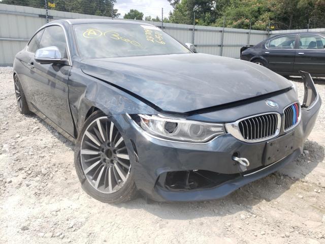 Salvage 2014 BMW 4 SERIES - Small image. Lot 47476611