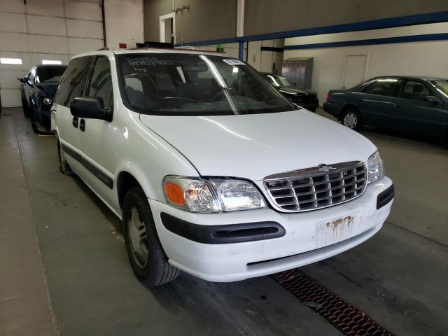 Chevrolet Venture salvage cars for sale: 1999 Chevrolet Venture