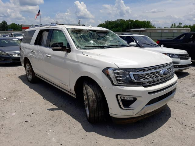 Salvage cars for sale from Copart Montgomery, AL: 2019 Ford Expedition