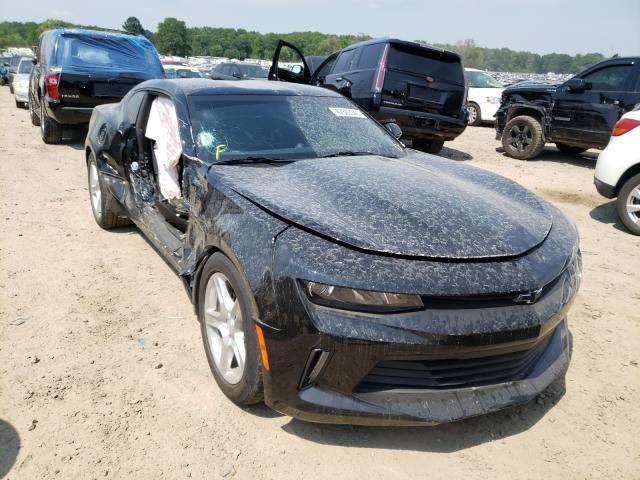 Salvage cars for sale at Conway, AR auction: 2018 Chevrolet Camaro LT