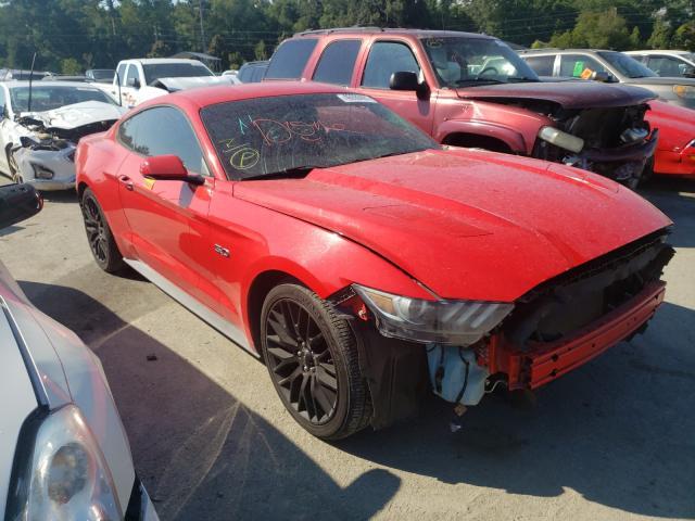 2015 Ford Mustang GT en venta en Savannah, GA