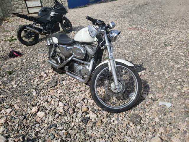 Harley-Davidson XL883 C salvage cars for sale: 1999 Harley-Davidson XL883 C