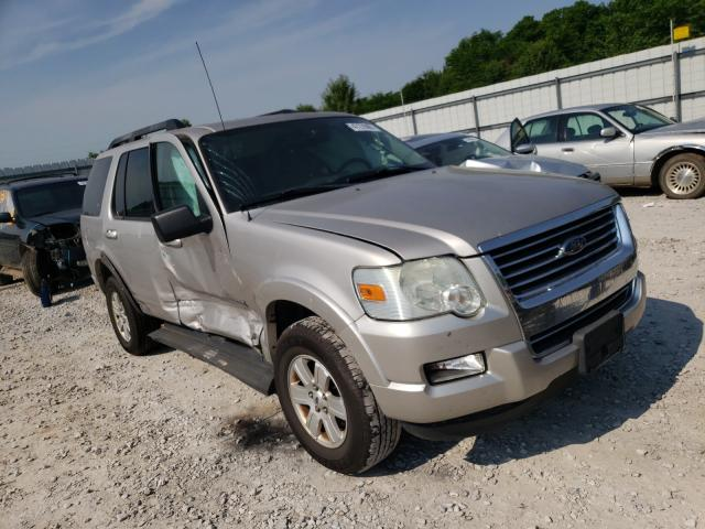 Salvage cars for sale from Copart Prairie Grove, AR: 2008 Ford Explorer X