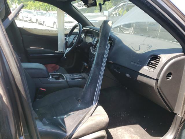 2013 DODGE CHARGER SE - Left Rear View