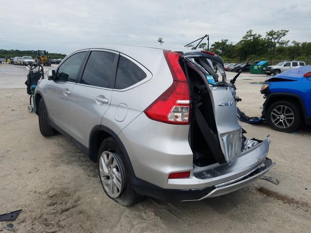 2016 HONDA CR-V EX 2HKRM4H56GH716479