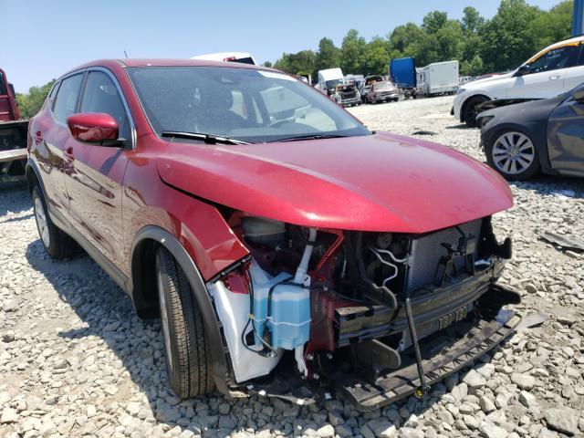 Vehiculos salvage en venta de Copart Mebane, NC: 2020 Nissan Rogue Sport