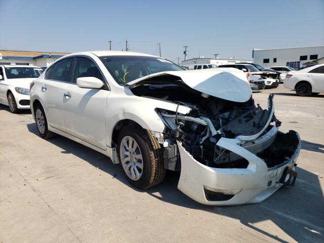 2014 Nissan Altima 2.5 en venta en Grand Prairie, TX
