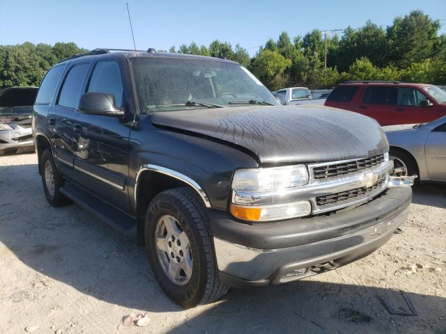 Salvage cars for sale from Copart Hampton, VA: 2005 Chevrolet Tahoe K150